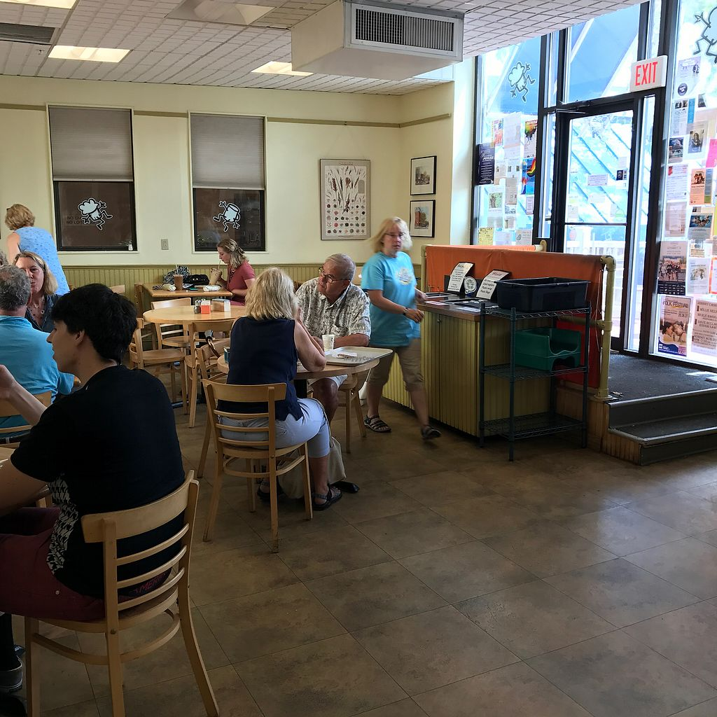 """Photo of Wild Oats Bakery and Cafe  by <a href=""""/members/profile/Sarah%20P"""">Sarah P</a> <br/>seating <br/> August 6, 2017  - <a href='/contact/abuse/image/29569/289779'>Report</a>"""