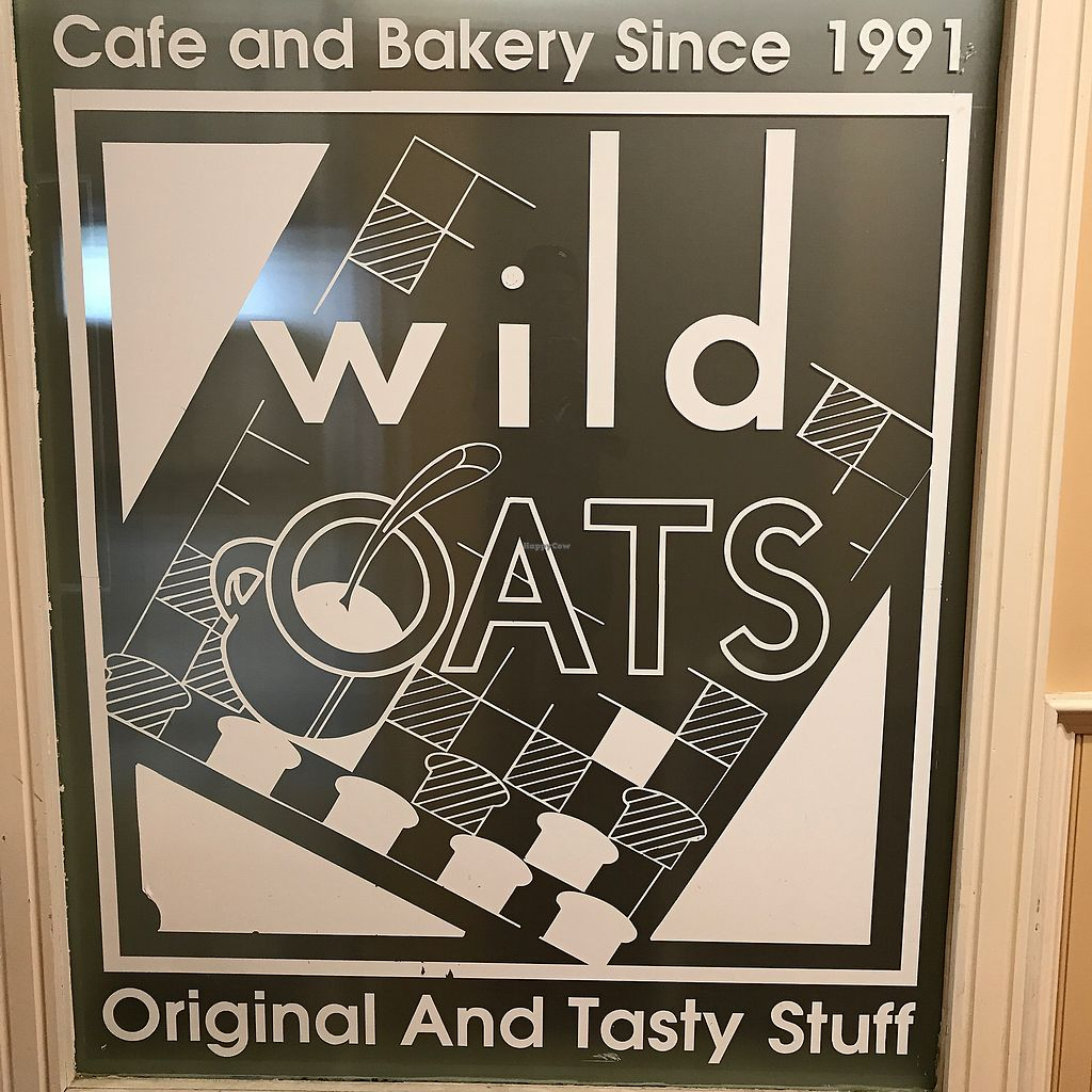 """Photo of Wild Oats Bakery and Cafe  by <a href=""""/members/profile/Sarah%20P"""">Sarah P</a> <br/>window <br/> August 6, 2017  - <a href='/contact/abuse/image/29569/289780'>Report</a>"""