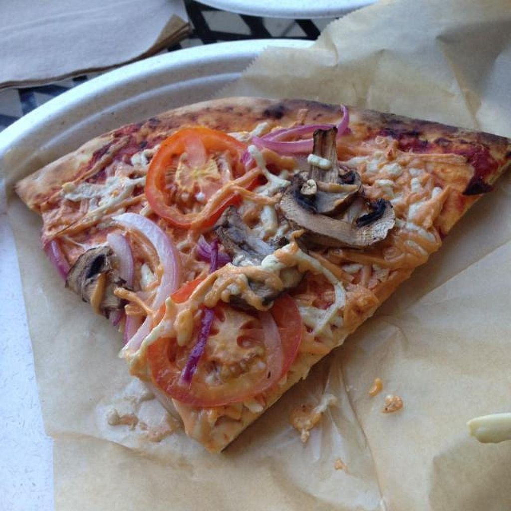 """Photo of Lassens Natural Foods & Vitamins  by <a href=""""/members/profile/Lanahexapod"""">Lanahexapod</a> <br/>vegan pizza <br/> September 2, 2014  - <a href='/contact/abuse/image/29580/78848'>Report</a>"""