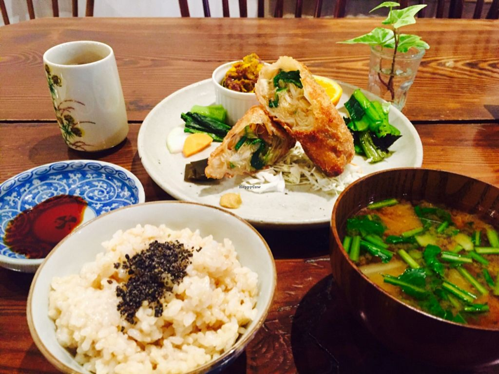 """Photo of Nezu no ya  by <a href=""""/members/profile/JanMar"""">JanMar</a> <br/>Lunch set <br/> January 9, 2016  - <a href='/contact/abuse/image/2964/131607'>Report</a>"""
