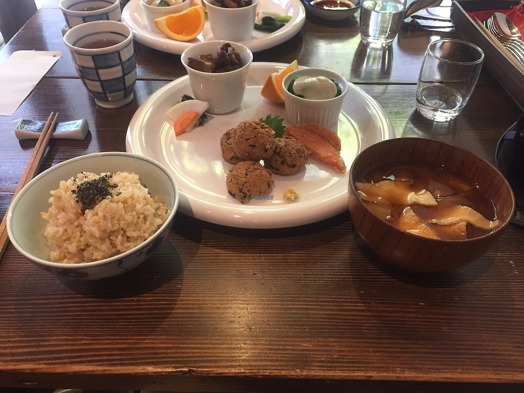 """Photo of Nezu no ya  by <a href=""""/members/profile/Emilyk_90"""">Emilyk_90</a> <br/>Set lunch <br/> April 23, 2017  - <a href='/contact/abuse/image/2964/251468'>Report</a>"""