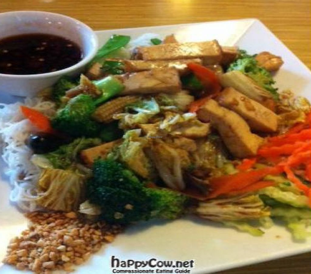 """Photo of Pho Be  by <a href=""""/members/profile/windysgarden"""">windysgarden</a> <br/>Tofu Vermicelli <br/> December 27, 2011  - <a href='/contact/abuse/image/29712/230267'>Report</a>"""