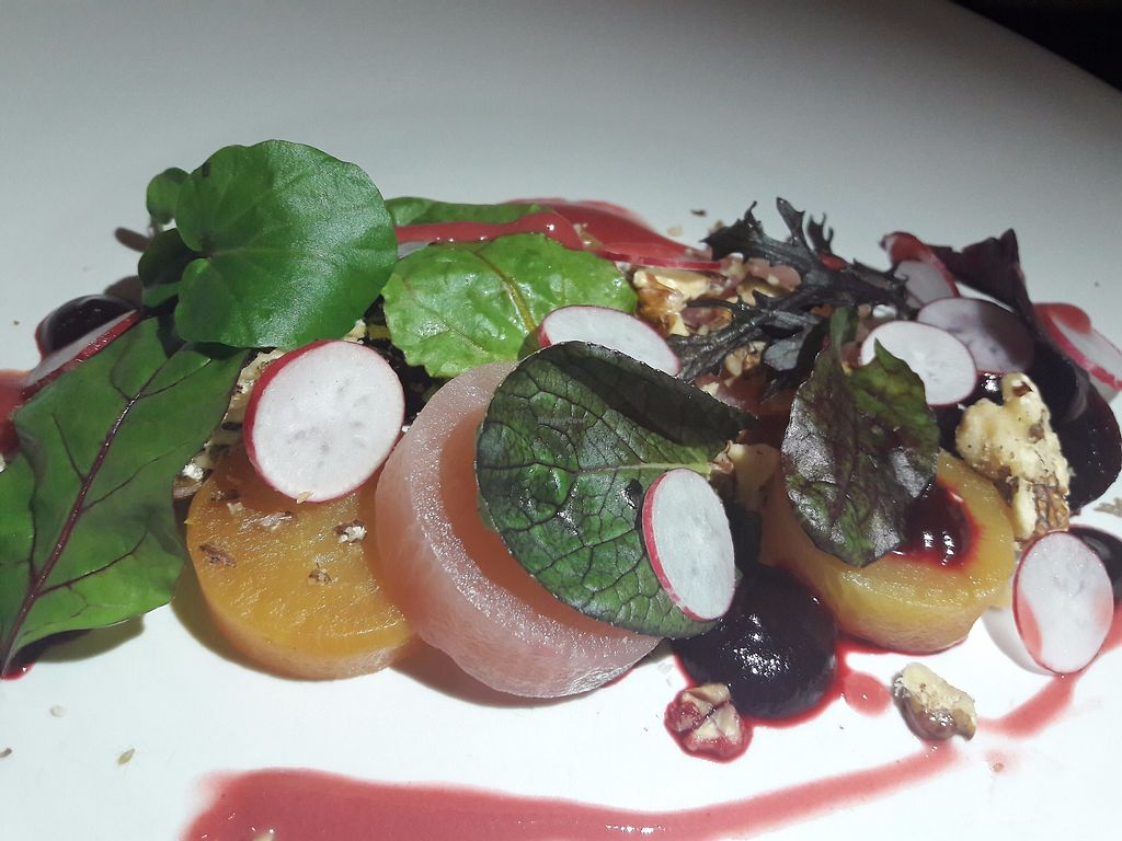 """Photo of The Moon  by <a href=""""/members/profile/Veganolive1"""">Veganolive1</a> <br/>Heritage beetroot salad <br/> November 5, 2017  - <a href='/contact/abuse/image/29721/322103'>Report</a>"""