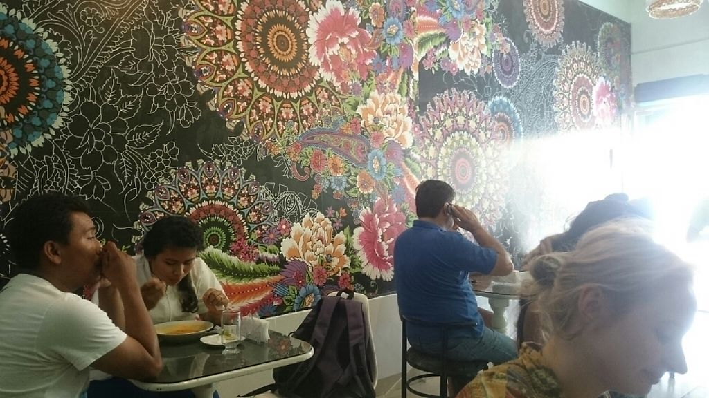 """Photo of Darshan Vegetarian Restaurant  by <a href=""""/members/profile/Phenomenon"""">Phenomenon</a> <br/>clean and  beautifull place  <br/> March 1, 2017  - <a href='/contact/abuse/image/29723/231371'>Report</a>"""