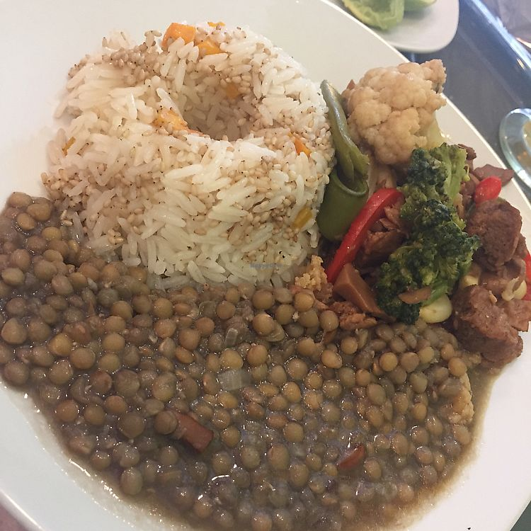 """Photo of Darshan Vegetarian Restaurant  by <a href=""""/members/profile/clarrybeat"""">clarrybeat</a> <br/>main, so tasty <br/> June 10, 2017  - <a href='/contact/abuse/image/29723/267794'>Report</a>"""