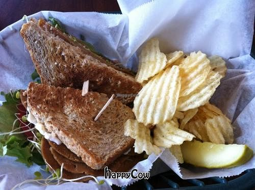 """Photo of Glen Mountain Market Deli  by <a href=""""/members/profile/Meowmeow"""">Meowmeow</a> <br/>Tofurky sandwich <br/> August 16, 2012  - <a href='/contact/abuse/image/29734/36142'>Report</a>"""
