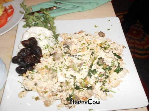 """Photo of Grand Floridian Cafe  by <a href=""""/members/profile/glassesgirl79"""">glassesgirl79</a> <br/>Tofu scramble from Grand Floridan Cafe <br/> November 18, 2012  - <a href='/contact/abuse/image/29753/40404'>Report</a>"""