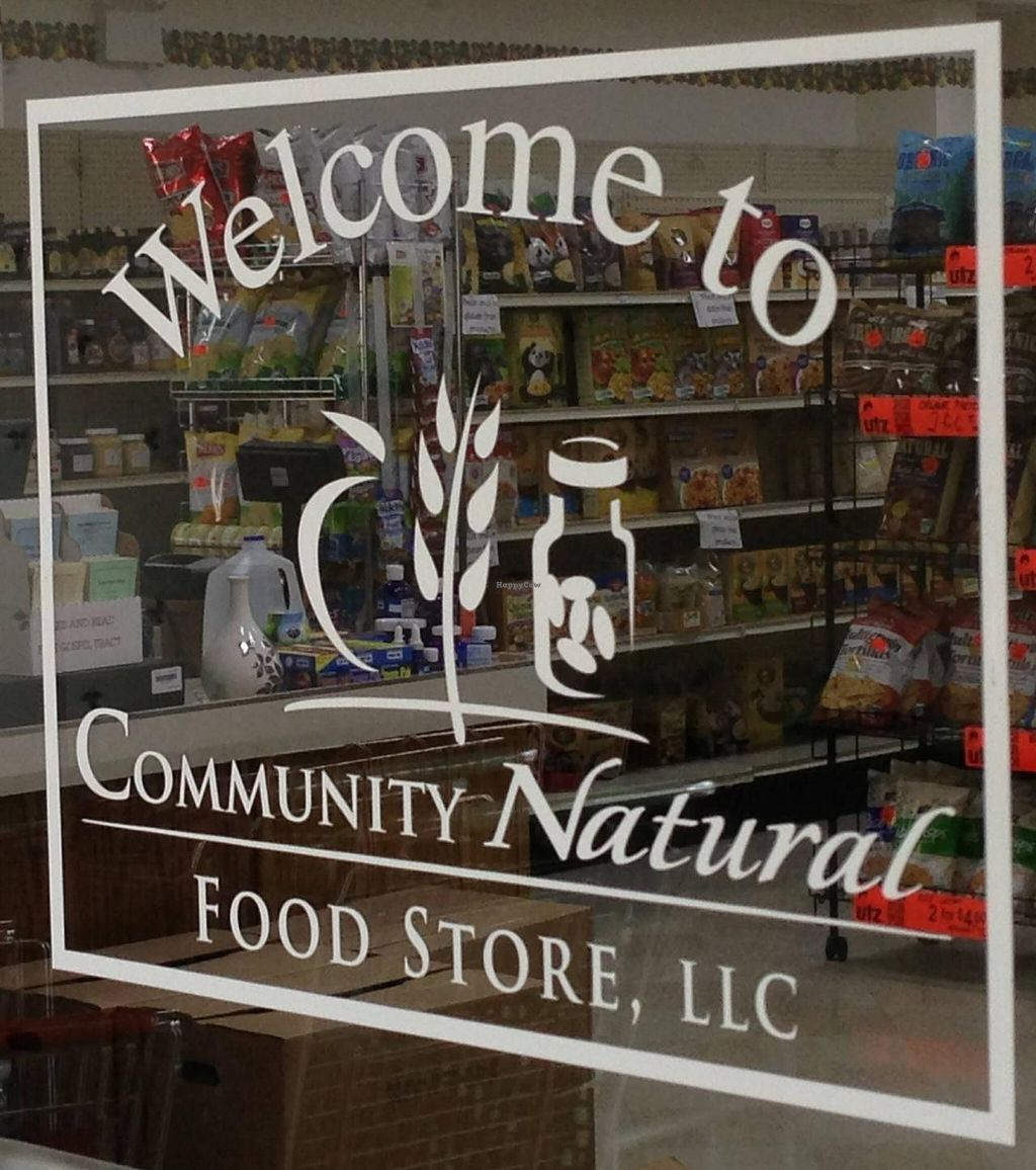 """Photo of Community Natural Foods Store  by <a href=""""/members/profile/community"""">community</a> <br/>Community Natural Foods Store <br/> August 5, 2014  - <a href='/contact/abuse/image/29766/76098'>Report</a>"""