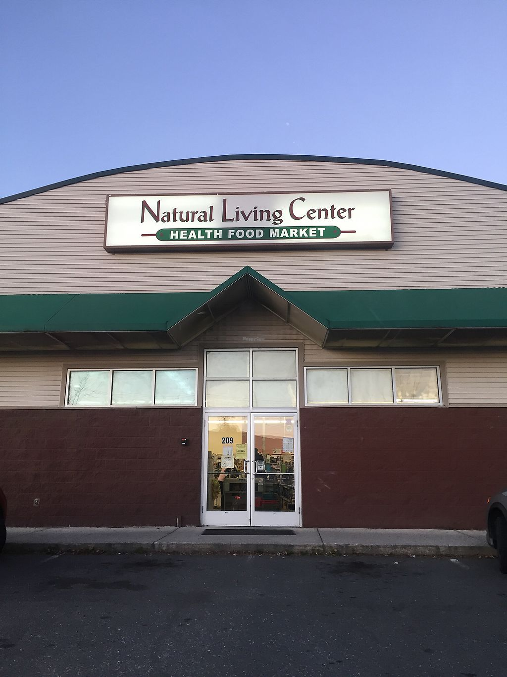 "Photo of Natural Living Center  by <a href=""/members/profile/Bgeezy"">Bgeezy</a> <br/>Front entrance <br/> October 18, 2017  - <a href='/contact/abuse/image/2976/316480'>Report</a>"