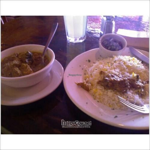 """Photo of Sage Vegetarian Restaurant  by <a href=""""/members/profile/nardanddee"""">nardanddee</a> <br/>Soy Chicken Cutlets-couldn't wait to taste it! <br/> March 24, 2009  - <a href='/contact/abuse/image/2978/1674'>Report</a>"""