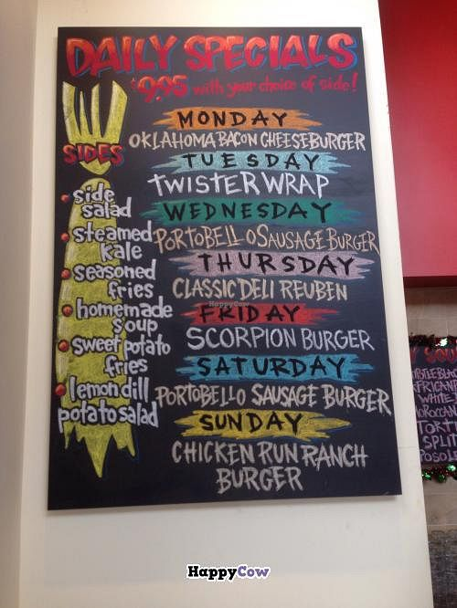 """Photo of CLOSED: Native Foods - Newport Beach  by <a href=""""/members/profile/castle31"""">castle31</a> <br/>Weekly menu <br/> December 1, 2013  - <a href='/contact/abuse/image/29791/59651'>Report</a>"""