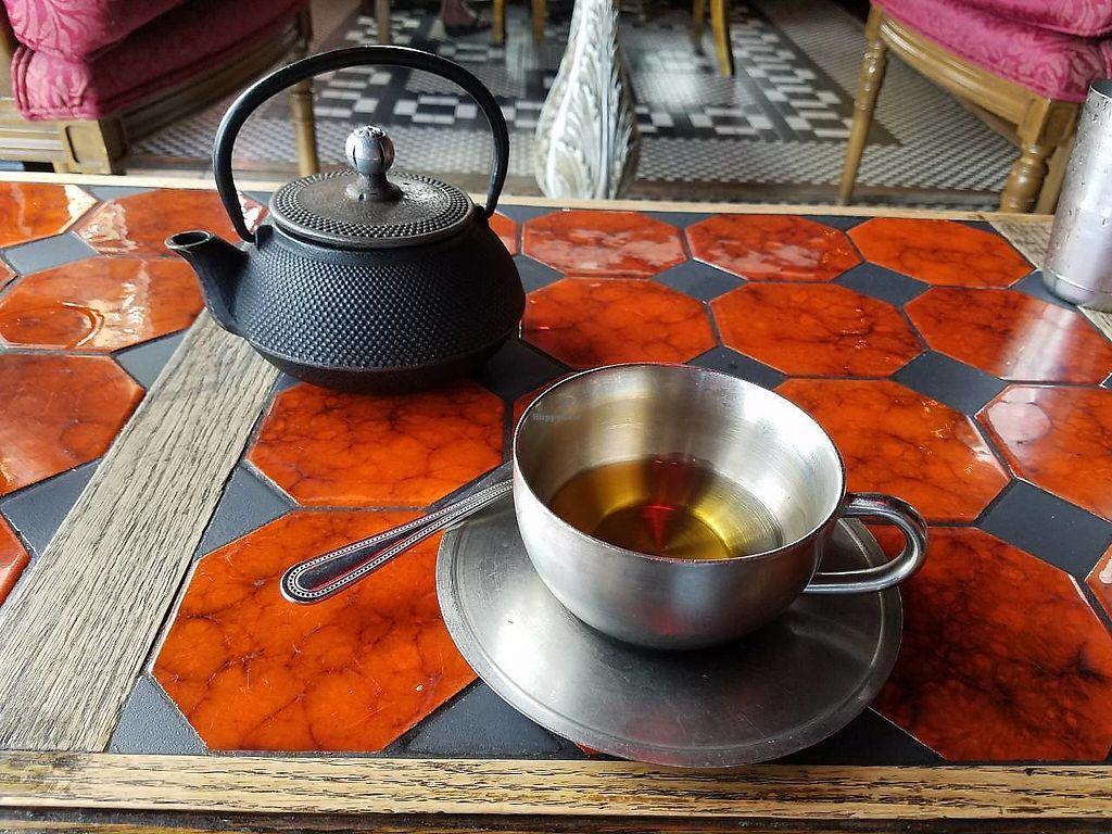 """Photo of The Witches Brew  by <a href=""""/members/profile/Katyathevegan"""">Katyathevegan</a> <br/>Peppermint chocolate tea-- Really good! <br/> October 16, 2017  - <a href='/contact/abuse/image/29819/315728'>Report</a>"""