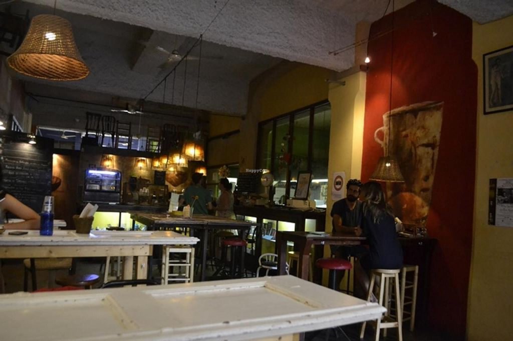 """Photo of CLOSED: La Bascula  by <a href=""""/members/profile/apartment2504"""">apartment2504</a> <br/>the restaurant <br/> August 15, 2014  - <a href='/contact/abuse/image/29824/77106'>Report</a>"""