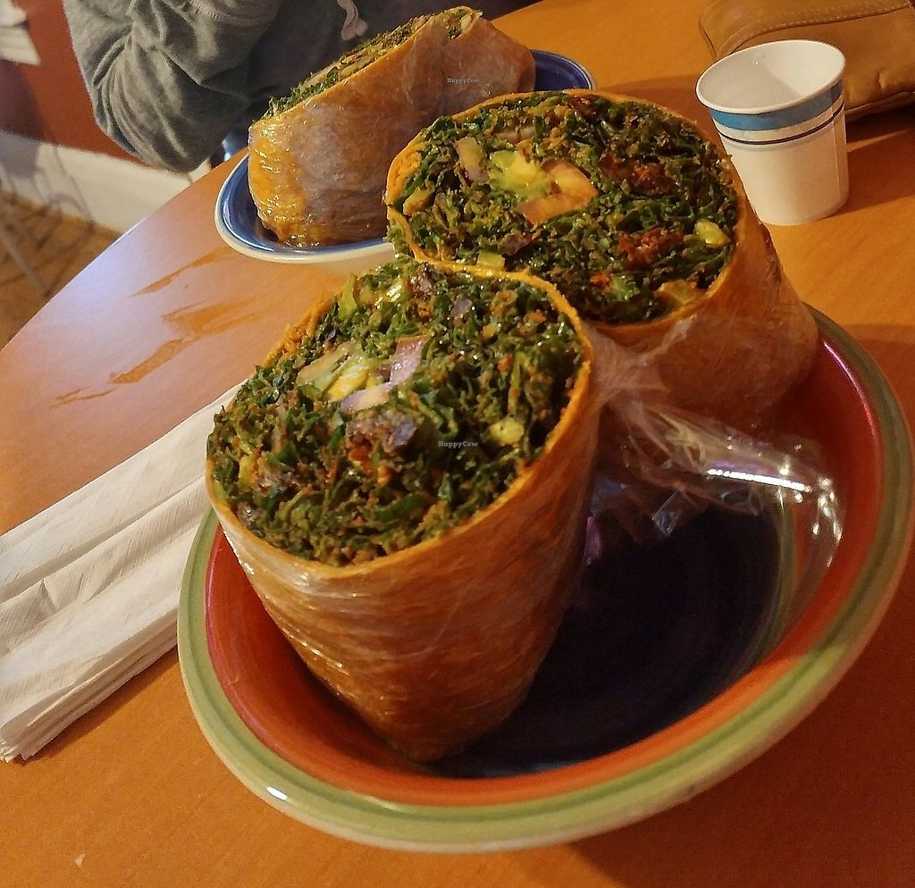 """Photo of Tassili's Raw Reality  by <a href=""""/members/profile/TreyLegall"""">TreyLegall</a> <br/>My sister trying a wrap for the firsr time! <br/> September 5, 2017  - <a href='/contact/abuse/image/29830/301034'>Report</a>"""