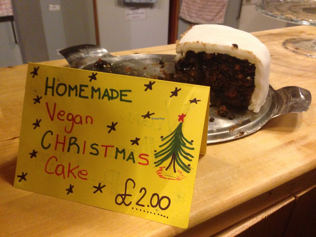 """Photo of World Peace Cafe  by <a href=""""/members/profile/millahowe"""">millahowe</a> <br/>Vegan options <br/> November 13, 2017  - <a href='/contact/abuse/image/29858/325364'>Report</a>"""