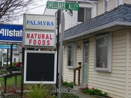"""Photo of Palmyra Natural Foods  by <a href=""""/members/profile/Aunt%20Mishay"""">Aunt Mishay</a> <br/>outside, frony of store <br/> December 8, 2012  - <a href='/contact/abuse/image/29874/41408'>Report</a>"""