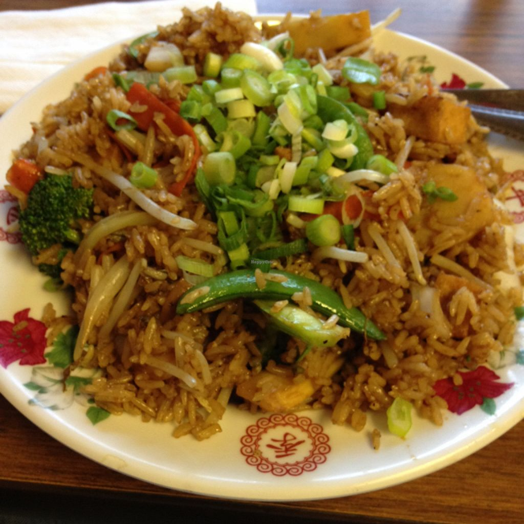 "Photo of Annie's Cafe  by <a href=""/members/profile/nardanddee"">nardanddee</a> <br/>tofu and veggie fried rice <br/> October 21, 2015  - <a href='/contact/abuse/image/29926/122013'>Report</a>"
