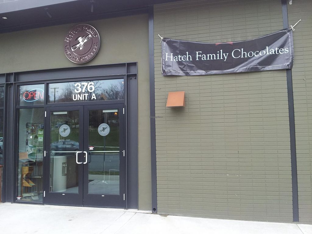 Photo of Hatch Family Chocolates  by Navegante <br/>Taken 03-18-2014 <br/> March 21, 2014  - <a href='/contact/abuse/image/29969/66243'>Report</a>