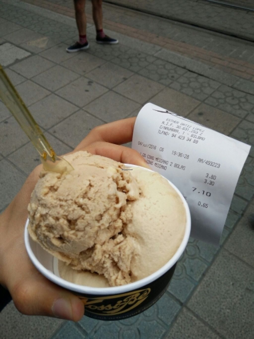 """Photo of Nossi Be  by <a href=""""/members/profile/martinicontomate"""">martinicontomate</a> <br/>ice cream with price <br/> July 4, 2016  - <a href='/contact/abuse/image/30023/157770'>Report</a>"""