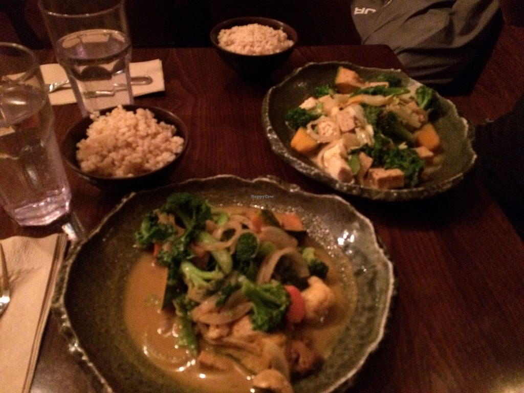 "Photo of CLOSED: Souen - Union Square  by <a href=""/members/profile/veggiehobbit"">veggiehobbit</a> <br/>vegetable curry and squash tofu <br/> August 3, 2015  - <a href='/contact/abuse/image/3002/112091'>Report</a>"