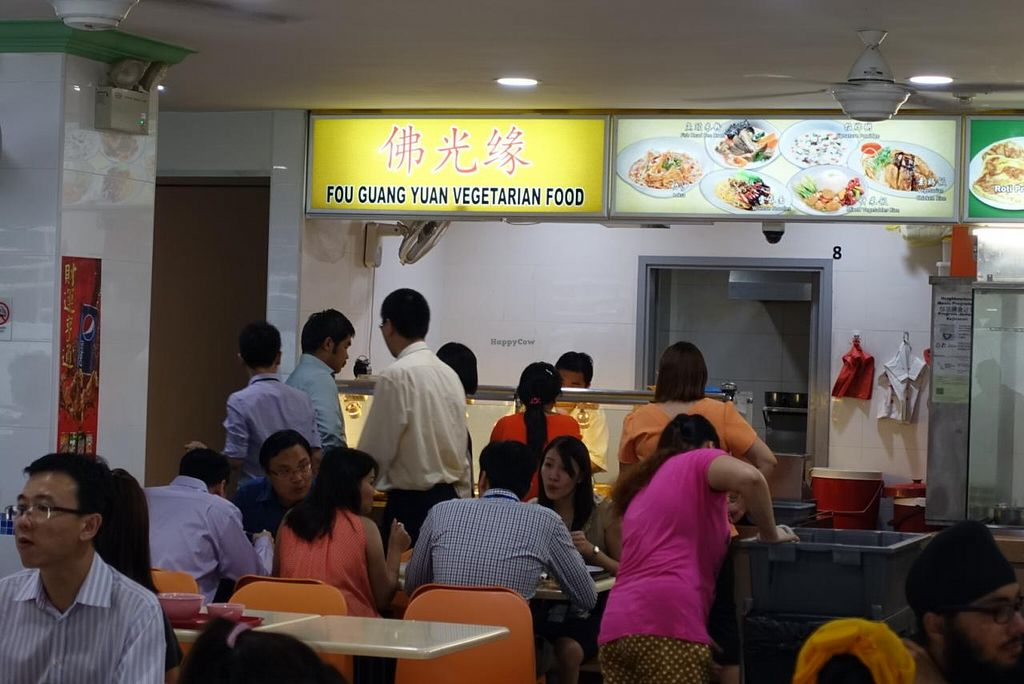 "Photo of Fou Guang Yuan Vegetarian Food  by <a href=""/members/profile/JimmySeah"">JimmySeah</a> <br/>stall front <br/> March 31, 2015  - <a href='/contact/abuse/image/30040/97445'>Report</a>"