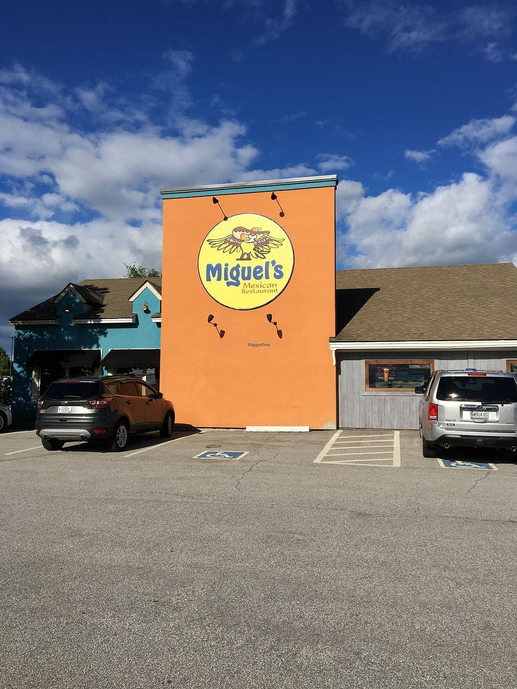 """Photo of Miguel's Mexican Restaurant  by <a href=""""/members/profile/sophiefrenchfry"""">sophiefrenchfry</a> <br/>Exterior of Miguel's <br/> June 20, 2017  - <a href='/contact/abuse/image/30051/271508'>Report</a>"""