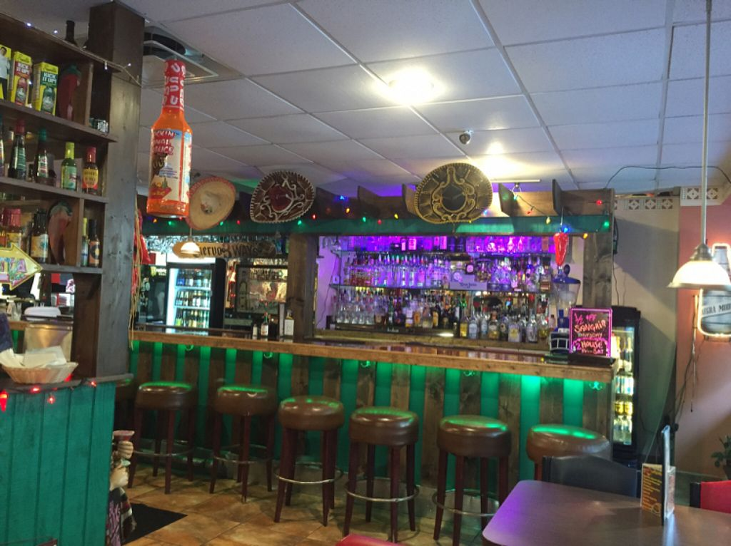 "Photo of Tios Mexican Cafe & Cantina  by <a href=""/members/profile/Uncle%20Gonzo"">Uncle Gonzo</a> <br/>bar area <br/> August 5, 2016  - <a href='/contact/abuse/image/30059/165991'>Report</a>"
