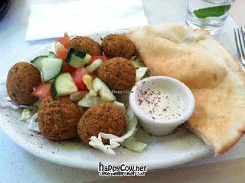 "Photo of CLOSED: Casbah Cafe and Mediterranean Kitchen  by <a href=""/members/profile/Meggie%20and%20Ben"">Meggie and Ben</a> <br/>Falafel pita with tahini dressing <br/> June 1, 2012  - <a href='/contact/abuse/image/30065/32671'>Report</a>"