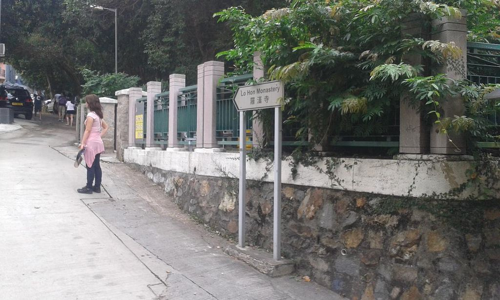 """Photo of Lo Hon Buddhist Monastery  by <a href=""""/members/profile/Stevie"""">Stevie</a> <br/>Direction from the village bus terminus <br/> May 1, 2015  - <a href='/contact/abuse/image/30103/100798'>Report</a>"""