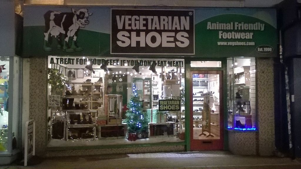 """Photo of Vegetarian Shoes  by <a href=""""/members/profile/Sylvane"""">Sylvane</a> <br/>the shop <br/> January 2, 2017  - <a href='/contact/abuse/image/30114/207145'>Report</a>"""