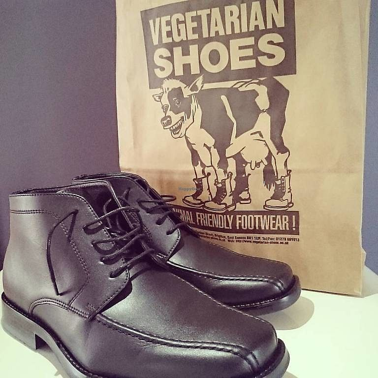 """Photo of Vegetarian Shoes  by <a href=""""/members/profile/TrudiBruges"""">TrudiBruges</a> <br/>Vegetarian shoes <br/> November 20, 2017  - <a href='/contact/abuse/image/30114/327490'>Report</a>"""