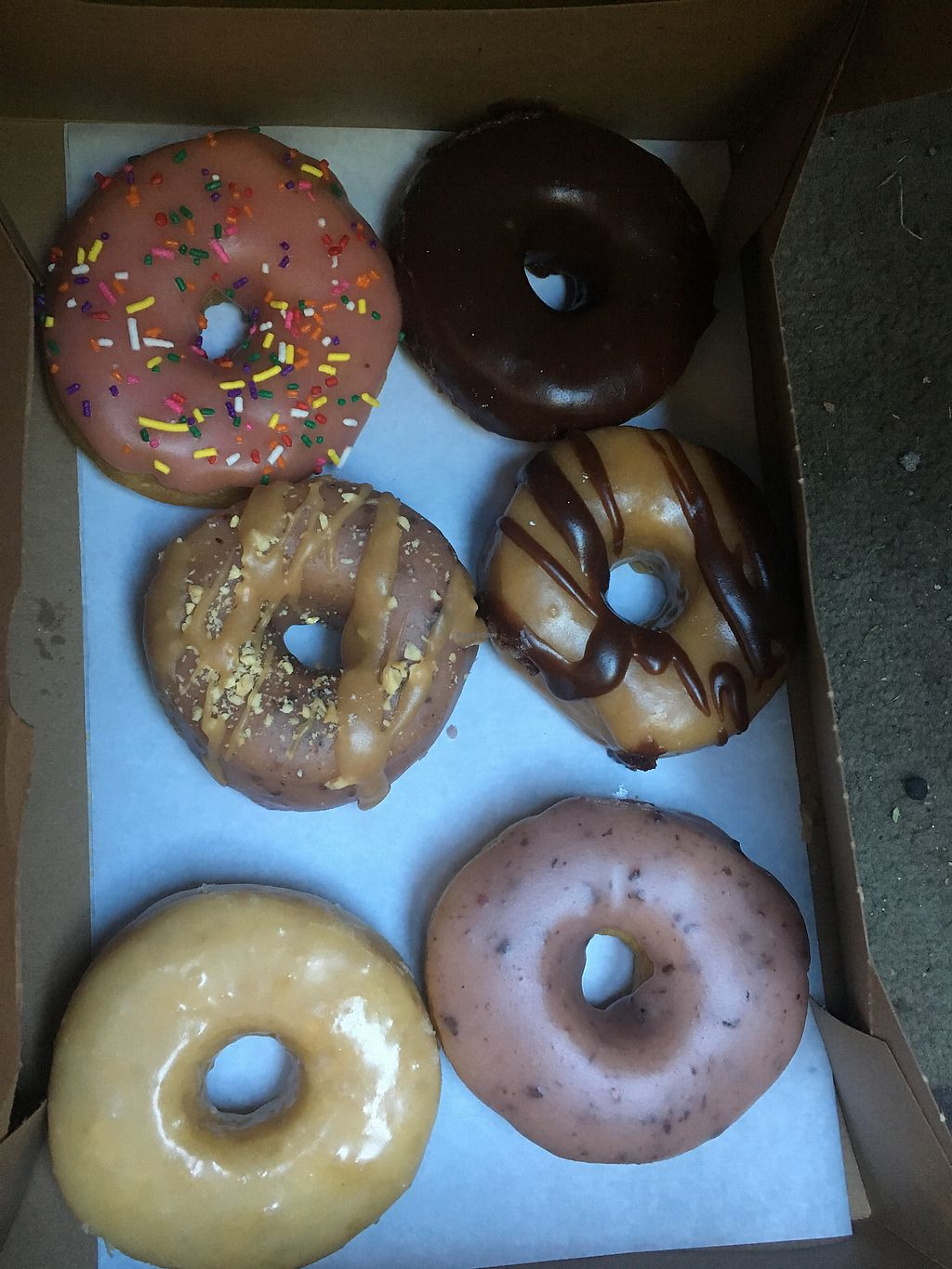 "Photo of Dun-Well Doughnuts  by <a href=""/members/profile/770veg"">770veg</a> <br/>can't pick just one! <br/> October 4, 2017  - <a href='/contact/abuse/image/30135/311661'>Report</a>"