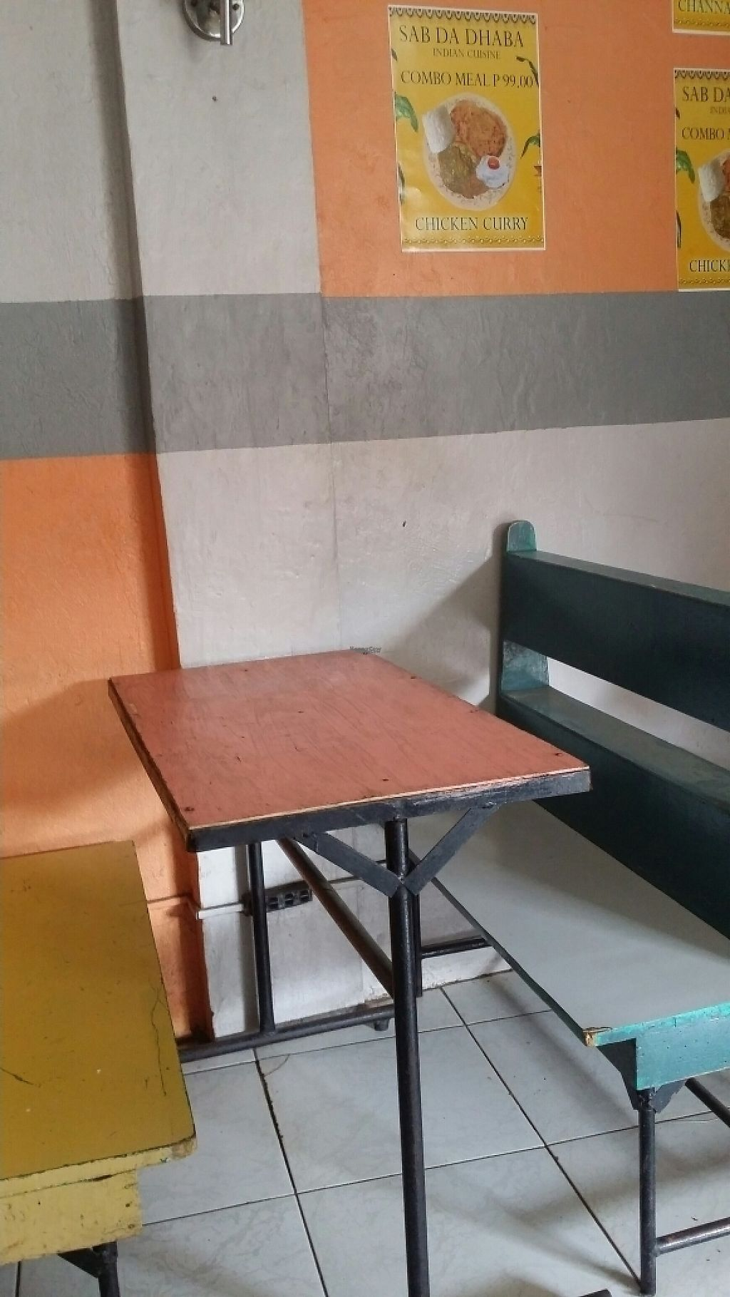"""Photo of Shiv Dal Roti Corner  by <a href=""""/members/profile/Mike%20Munsie"""">Mike Munsie</a> <br/>inside seating <br/> February 2, 2017  - <a href='/contact/abuse/image/30144/220743'>Report</a>"""