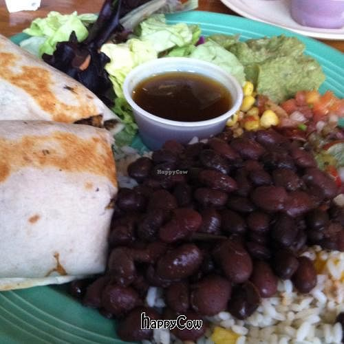 """Photo of Chicora Alley  by <a href=""""/members/profile/nardanddee"""">nardanddee</a> <br/>vegan burrito <br/> January 20, 2013  - <a href='/contact/abuse/image/30149/43190'>Report</a>"""