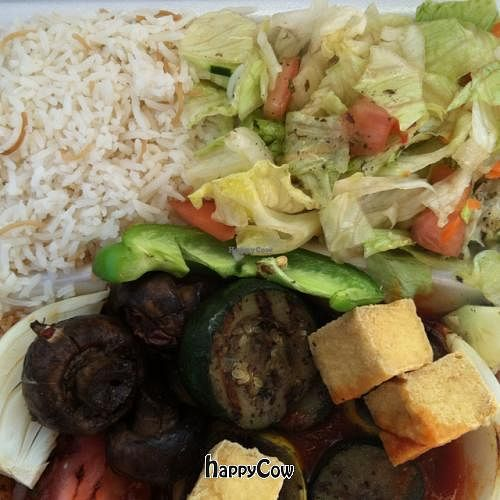 """Photo of New Deal Cafe  by <a href=""""/members/profile/nardanddee"""">nardanddee</a> <br/>veggie kabob <br/> January 20, 2013  - <a href='/contact/abuse/image/30175/43191'>Report</a>"""