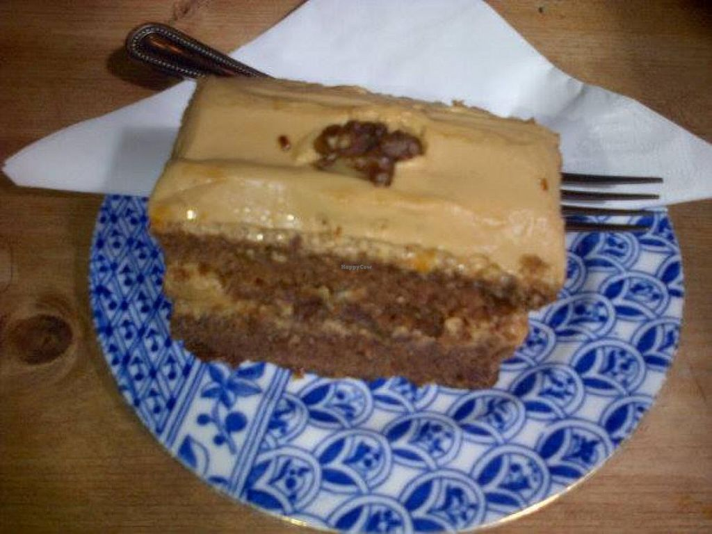 """Photo of Art Cafe  by <a href=""""/members/profile/Caryne"""">Caryne</a> <br/>Maybe the best coffee and walnut cake ever <br/> August 18, 2014  - <a href='/contact/abuse/image/30197/77381'>Report</a>"""