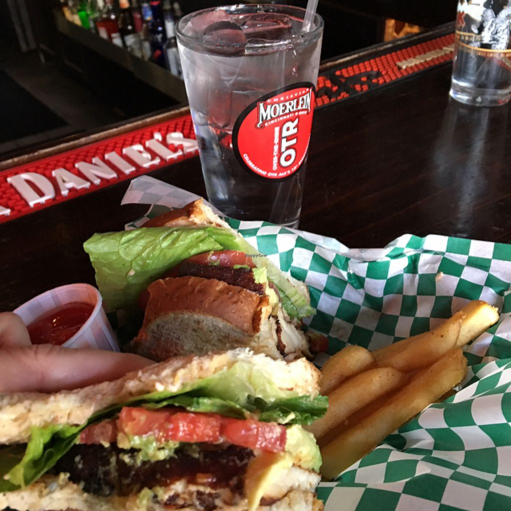 """Photo of Motr Pub  by <a href=""""/members/profile/Mpveg"""">Mpveg</a> <br/>vegan BLT <br/> May 6, 2017  - <a href='/contact/abuse/image/30205/256350'>Report</a>"""