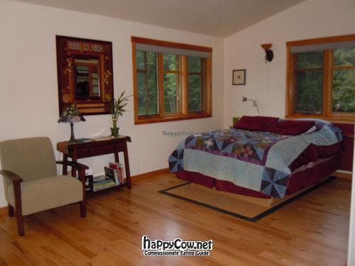 """Photo of Someday Farm Vegan Bed and Breakfast  by <a href=""""/members/profile/PatandSara2011"""">PatandSara2011</a> <br/> June 22, 2012  - <a href='/contact/abuse/image/30230/33602'>Report</a>"""