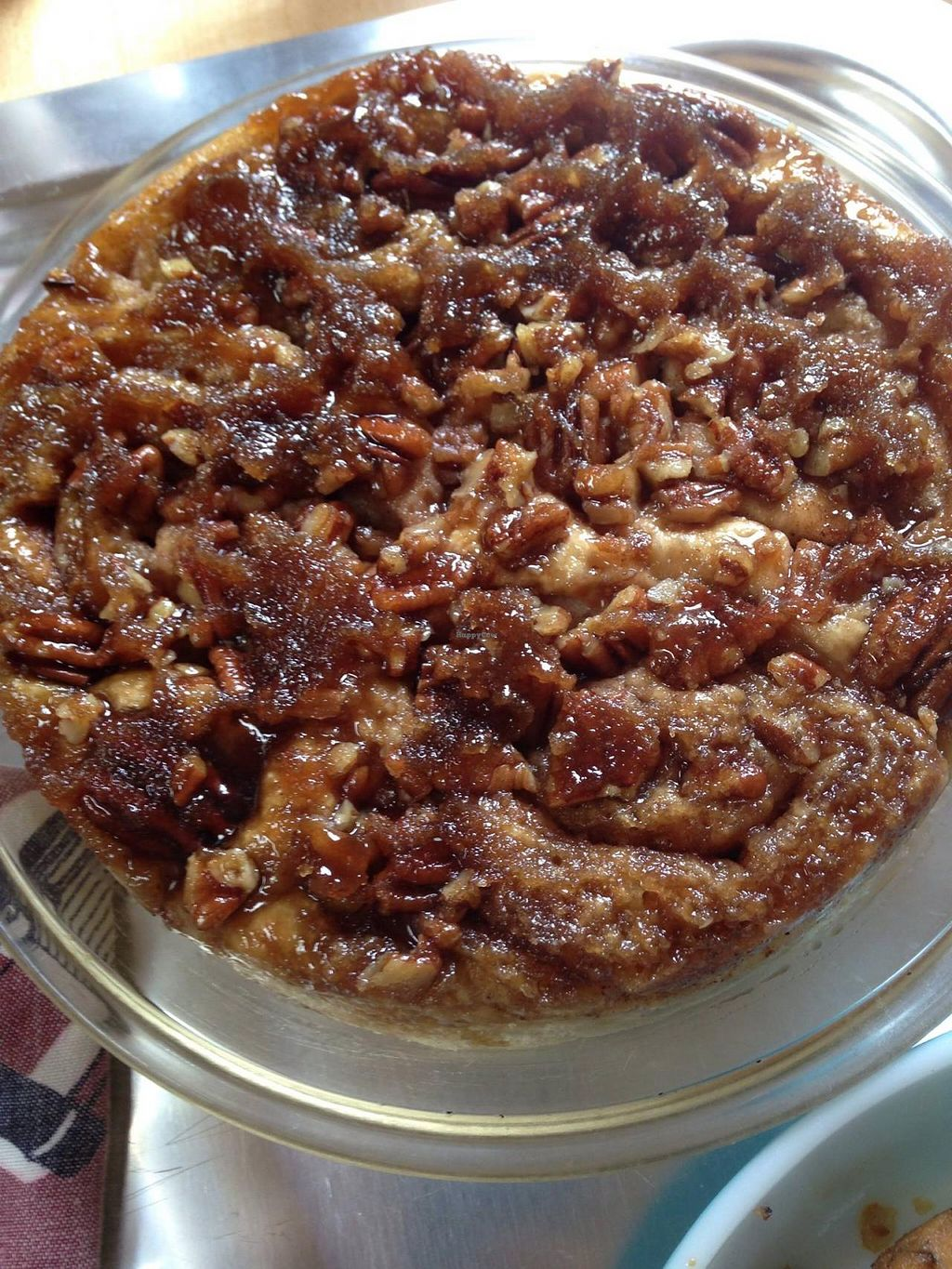 """Photo of Someday Farm Vegan Bed and Breakfast  by <a href=""""/members/profile/BethanyDavis"""">BethanyDavis</a> <br/>Breakfast!  <br/> August 3, 2014  - <a href='/contact/abuse/image/30230/75901'>Report</a>"""