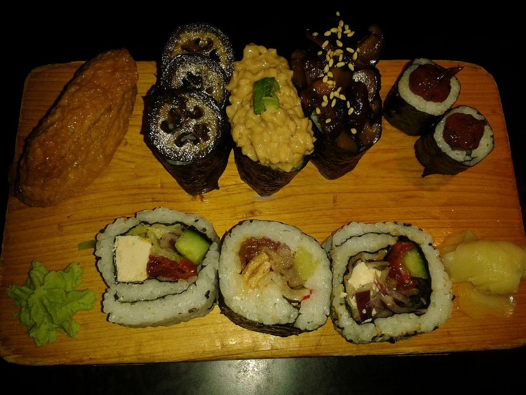 "Photo of Moshimo  by <a href=""/members/profile/jennyc32"">jennyc32</a> <br/>Faroes sushi set <br/> April 19, 2015  - <a href='/contact/abuse/image/30231/99644'>Report</a>"