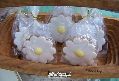 """Photo of I Heart Veg  by <a href=""""/members/profile/iheartveg"""">iheartveg</a> <br/>Vegan Decorated Sugar Cookies <br/> May 6, 2012  - <a href='/contact/abuse/image/30257/31534'>Report</a>"""