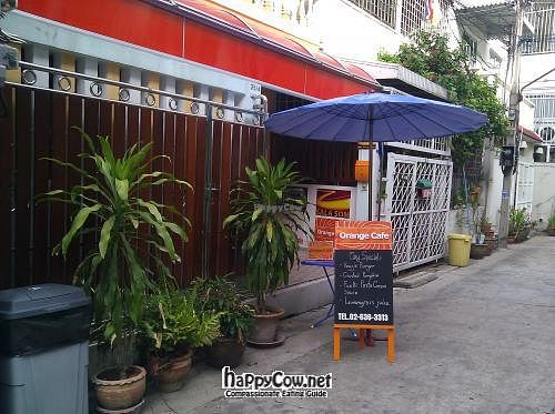 "Photo of CLOSED: Orange Cafe  by <a href=""/members/profile/eric"">eric</a> <br/>outside location <br/> May 7, 2012  - <a href='/contact/abuse/image/30268/31589'>Report</a>"