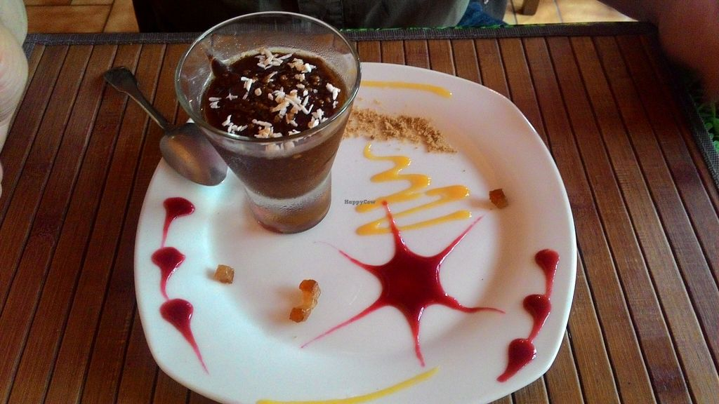 """Photo of Saveurs Nature  by <a href=""""/members/profile/KeepCalmLoveCats"""">KeepCalmLoveCats</a> <br/>Chocolate dessert <br/> November 9, 2015  - <a href='/contact/abuse/image/30281/124419'>Report</a>"""