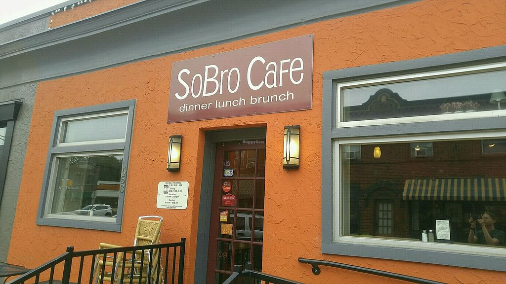 "Photo of Sobro Cafe  by <a href=""/members/profile/Lomky"">Lomky</a> <br/>Entrance on 52nd <br/> July 22, 2017  - <a href='/contact/abuse/image/30317/283195'>Report</a>"