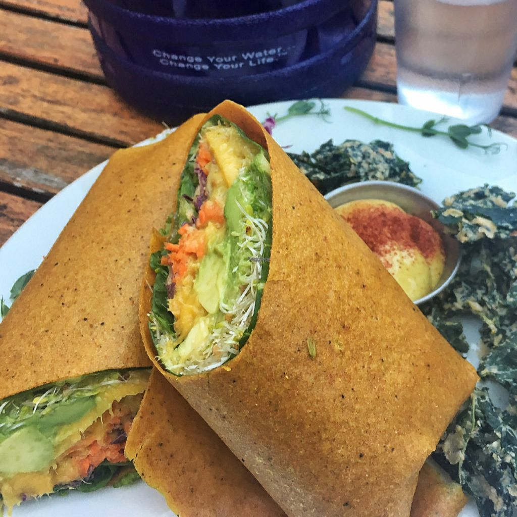 """Photo of Peace Pies  by <a href=""""/members/profile/Sallyisme05"""">Sallyisme05</a> <br/>Mango Curry Coconut Wrap <br/> March 20, 2017  - <a href='/contact/abuse/image/30332/238737'>Report</a>"""