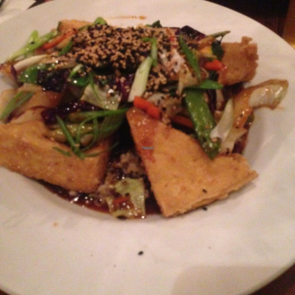 """Photo of The Cafe  by <a href=""""/members/profile/EC5"""">EC5</a> <br/>Kung pow tofu <br/> March 29, 2017  - <a href='/contact/abuse/image/3033/242400'>Report</a>"""