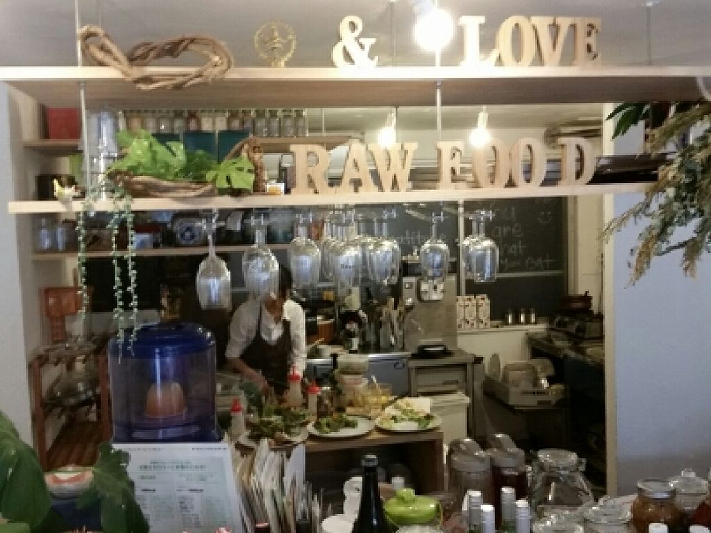 """Photo of Raw8 Cafe  by <a href=""""/members/profile/eric"""">eric</a> <br/>inside the kitchen <br/> April 24, 2016  - <a href='/contact/abuse/image/30371/146175'>Report</a>"""