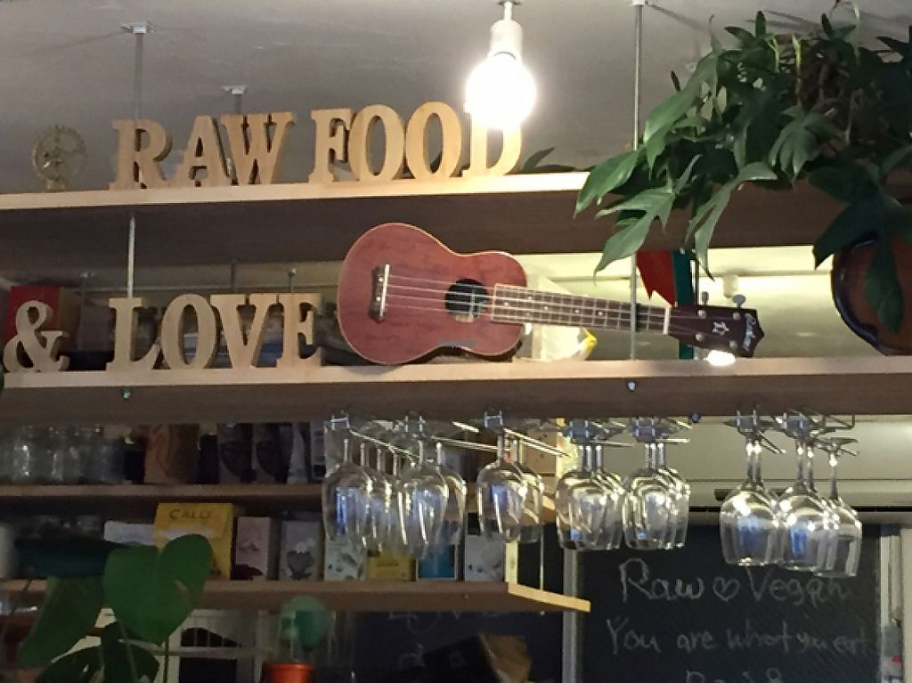 """Photo of Raw8 Cafe  by <a href=""""/members/profile/Gillsabroad"""">Gillsabroad</a> <br/>great little spot  <br/> January 28, 2017  - <a href='/contact/abuse/image/30371/218094'>Report</a>"""