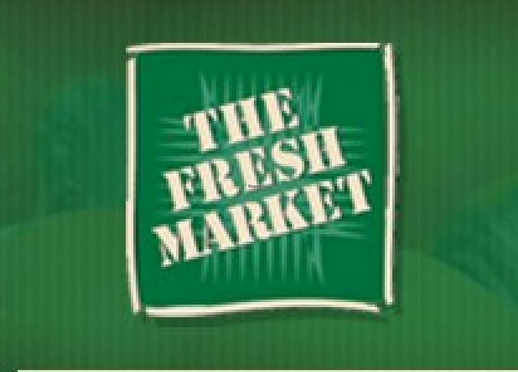 "Photo of The Fresh Market  by <a href=""/members/profile/community"">community</a> <br/>The Fresh Market <br/> October 24, 2014  - <a href='/contact/abuse/image/30377/83812'>Report</a>"