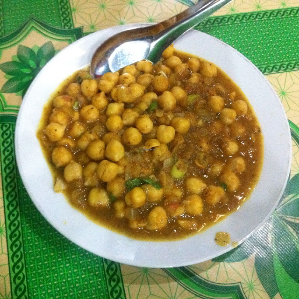 "Photo of Jamil Zahid  by <a href=""/members/profile/Arvid"">Arvid</a> <br/>Chana masala (15,000 kip) <br/> February 28, 2016  - <a href='/contact/abuse/image/30398/138025'>Report</a>"